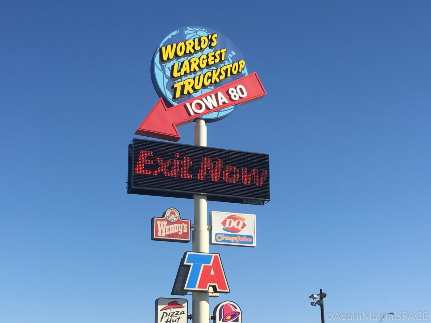 Iowa 80 - Worlds Largest Truckstop