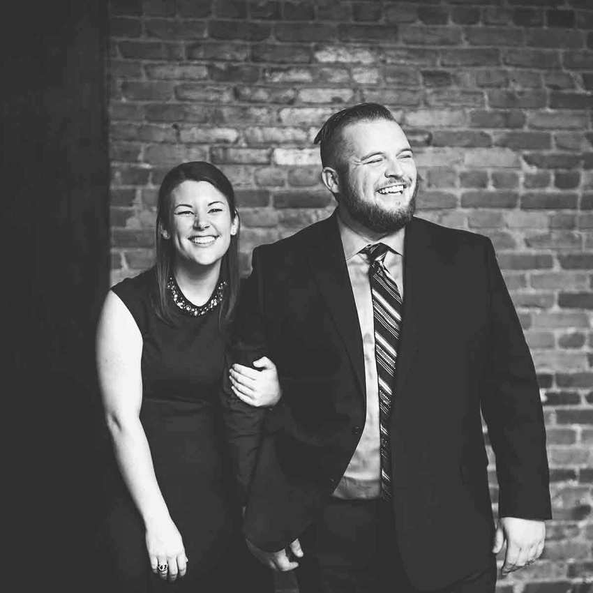 'Washington DC Wedding Photographer Adam Mason and wife
