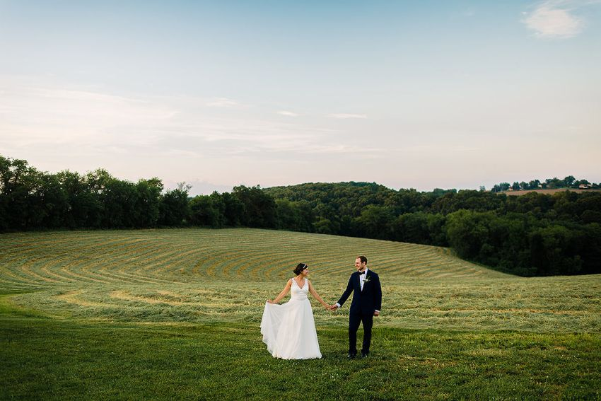 wyndridge farm wedding by Washington DC Wedding Photographer Adam Mason
