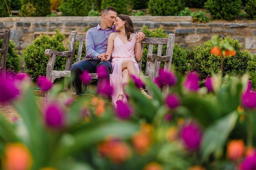 washington DC engagement photo by Washington DC Wedding Photographer Adam Mason
