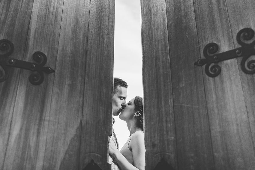 unique engagement photos in washington DC by Washington DC Wedding Photographer Adam Mason