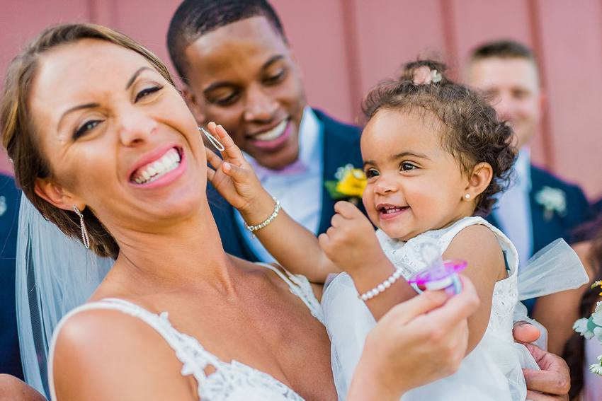 interracial wedding photographer by Washington DC Wedding Photographer Adam Mason