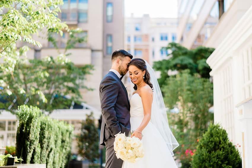 Washington DC wedding photos at at The Fairmont Hotel DC wedding by Washington DC Wedding Photographer Adam Mason