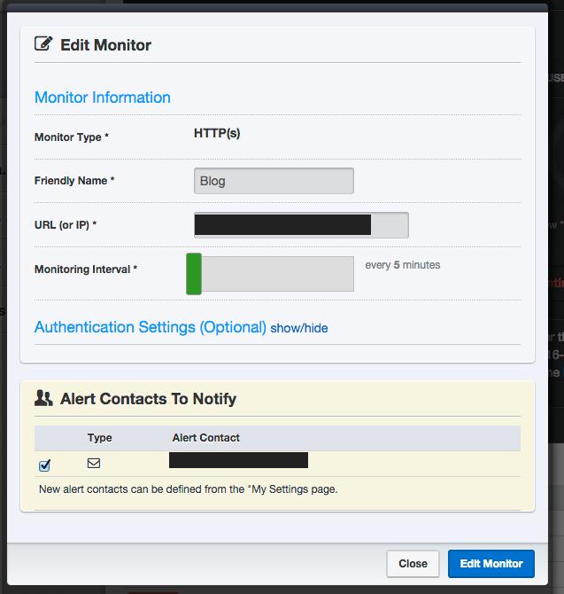 blog monitor