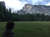 Mountain gazing