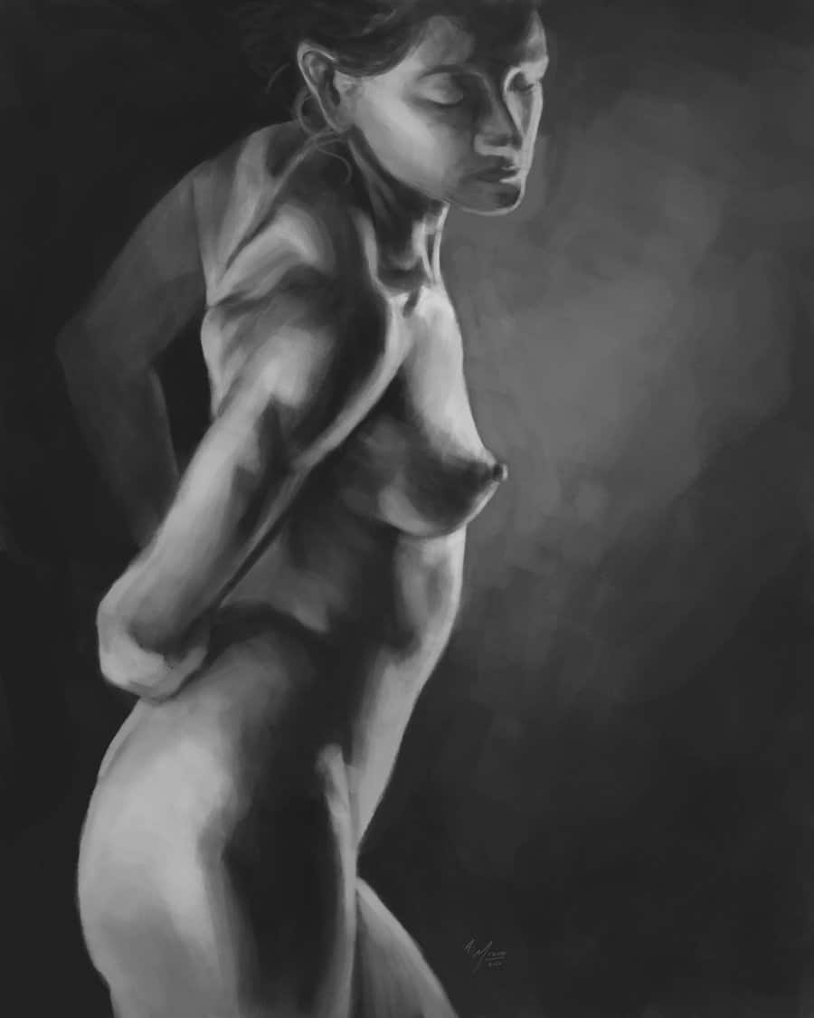 Digital Figure Drawing