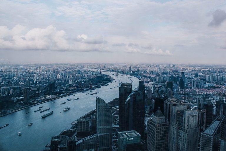 shanghai sprawl