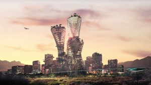 Telosa City of the Future