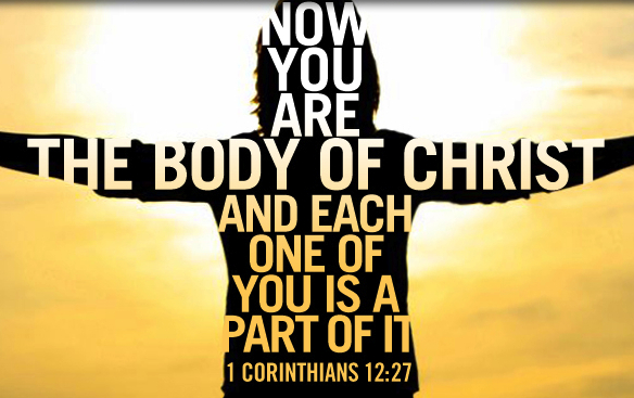 Image result for the church as a body
