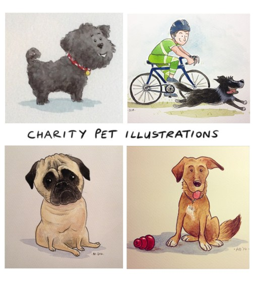 Charity pet pics