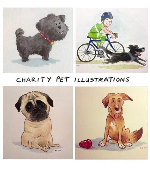 Charity pet pics
