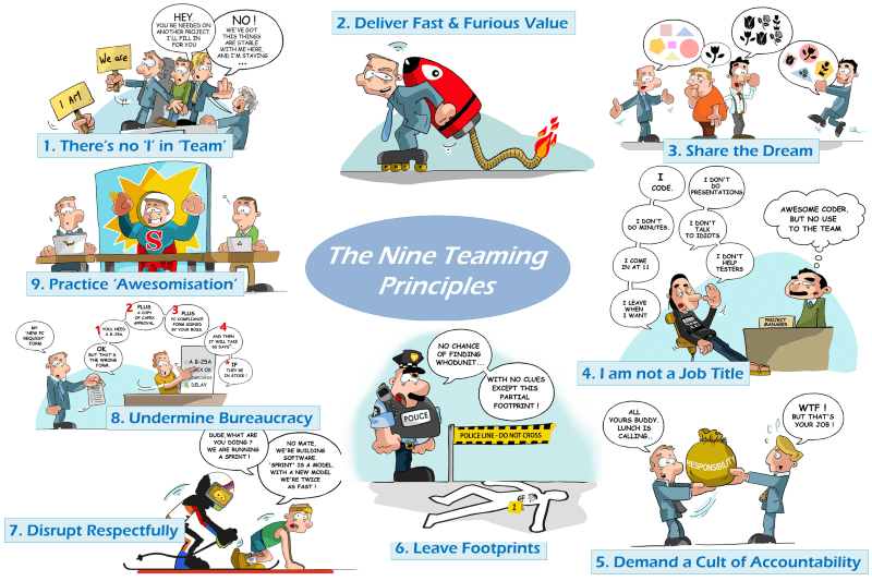 Nine Teaming Principles Poster 800x533 vA-01 2016-05-25