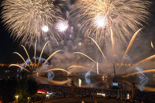 Pyromagic 2015 – III pokaz – Fire Event (Luxemburg)