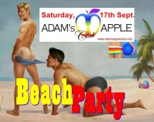 01.09.2016 Beach Party Admas Apple Club