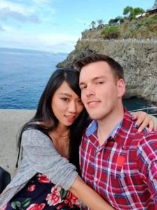 Adam & Mora in Le Cinque Terre