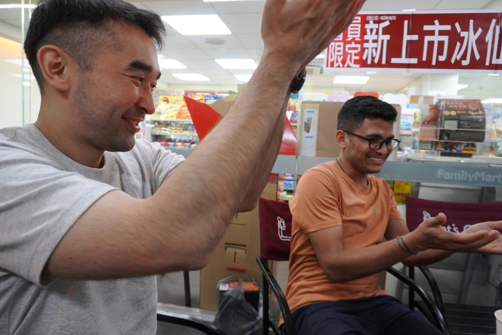 Guys Night in Taiwan, My Home Away From Home