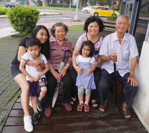 Mora's Family in Taiwan, My Home Away From Home