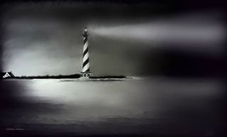 O_Cape Hatteras Lighthouse