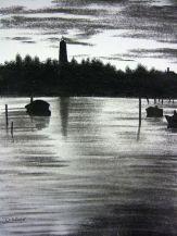 P_Ocracoke Island Lighthouse