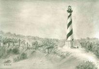 L_Hatteras Lighthouse II