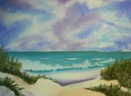 L_Ocracoke Island Beach