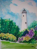 P_Ocracoke Lighthouse
