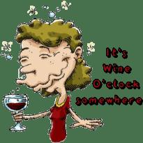 drinking-it's-wine-o'clock-somewhere-blog