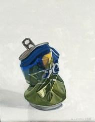 "untitled (Dream Study III) : Oil on wood. 8""x10"" 2016"