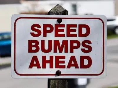 asphalt speed bumps auburn