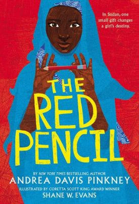 The Red PencilAndrea Davis PinkneyGrades 4 and up
