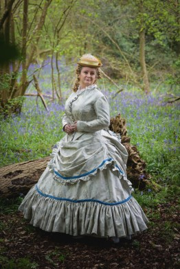 Kelly in the Bluebells (6)
