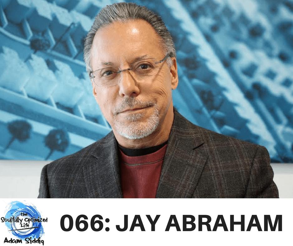 Jay Abraham Business Marketing Strategy Success