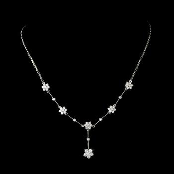 1 blossom necklace