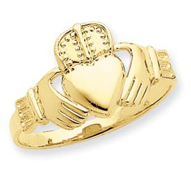 c2127 yellow gold ring