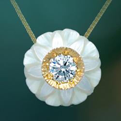 diamond necklace SP 15