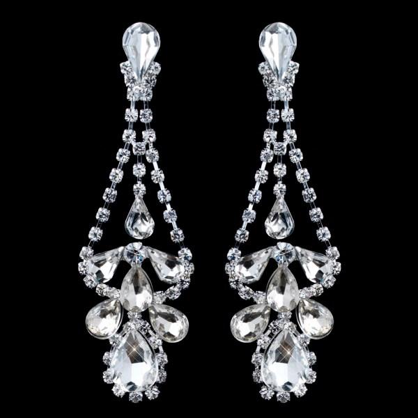 silver-clear-rhinestone-dangle-earrings-2