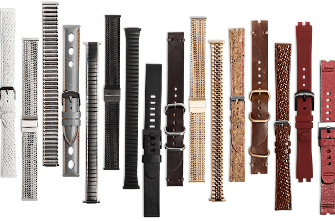 Types Of Watch Bands >> Watch Bands Adam S Jewelers Roseville And Sacramentoadam S Jewelers