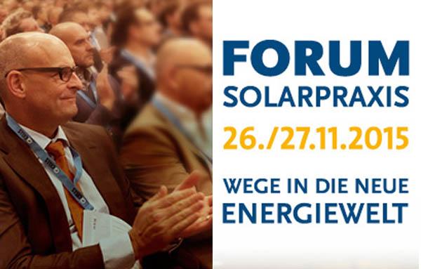 Zum PV Markt in Polen auf der führenden B2B Solarkonferenz Deutschlands