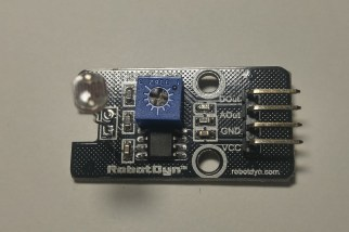 Photoresistor Module with Analog Out