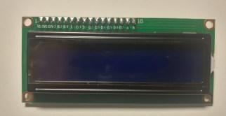 FC-113 LCD Module