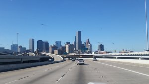 Houston Skyline - WEB