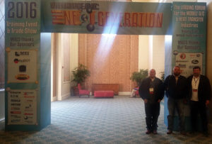 MACS Trade Show and Conference Entrance
