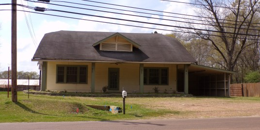 1107 South Huntington Street  Kosciusko, Ms 39090