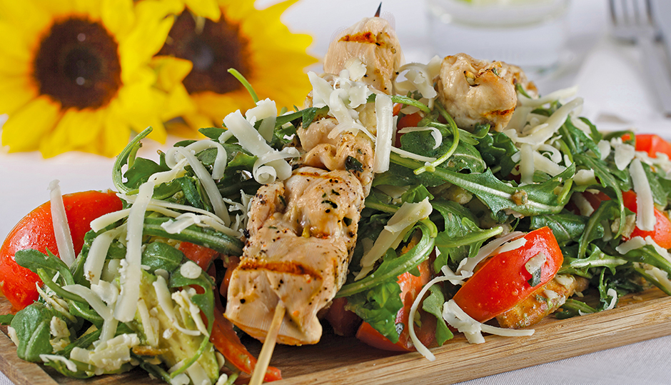 Adams Reserve Grilled Chicken Salad