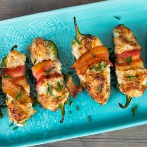 Bacon, Sausage & ARC Jalapeño Poppers
