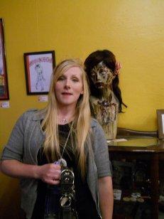 Tacomapocalypse - Zombie and Artist 2