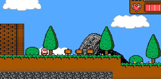 Dwarf Miner screencap