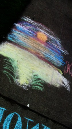 Frost Park Chalk-Off: Season 5, Episode 24