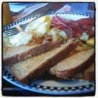 Instagram's version of breakfast.