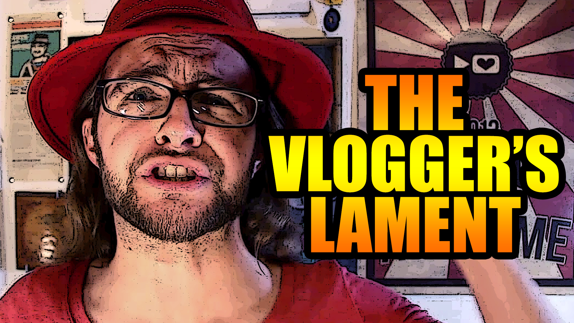 2018-04-15 The Vlogger's Lament